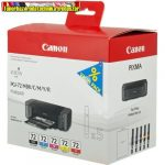 Canon PGI72 multipack (MBK,C,M,Y,R ) Eredeti  (pgi-72)