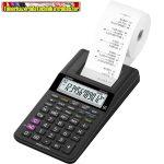 CASIO HR-8rce Számológép, szalagos, 12 számjegy, 1 színű nyomtató, (hr8)