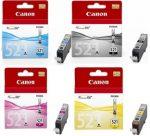 Canon CLI-521 Bk,C,M,Y  eredeti tintapatron (CLI521,iP3600,iP4600,MP540,MP620,MP630,MP980)