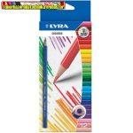 Lyra Osiris háromszögletű 12db-os színesceruza 2521120 (színes ceruza)