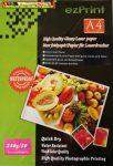 ezPrint Lézer Fotópapír A4 50lap/cs 250g fényes