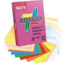 Rey Adagio A/4 80g Intenzív színes másolópapír 500ív/cs