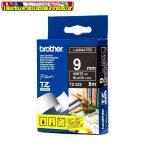 Brother TZ szalagok,TZ-325 fekete/fehér 9mm (TZe-325)