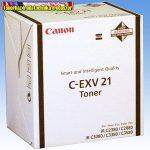 Canon EXV-21 black EREDETI toner (EXV21,EXV 21)