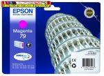 Epson  79 magenta eredeti tintapatron T7913 (6,5ml)