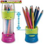 Maped COLOR PEPS színes ceruza összecsukható tartóban, 12 db/doboz