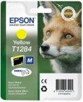 Epson T1284 eredetiyellow tintapatron 3,5ml