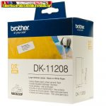 Brother DK-11208 etikett