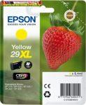 Epson eredeti 29XL YELLOW  T29944010 tintapatron
