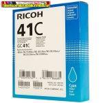 RICOH Type GC41C,405762 Gélpatron, kék, 2,2K