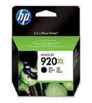HP CD975AE No 920XL fekete eredeti tintapatron Officejet 6000, 6500, 7000 sorozathoz (1200 oldal) (CD975AE)