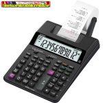 CASIO HR-150 Számológép, szalagos, 12 számjegy, 2 színű nyomtató, (hr150)