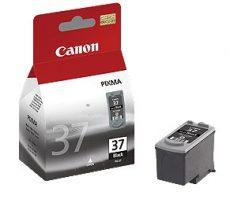 Canon PG-37 fekete tintapatron eredeti 11ml