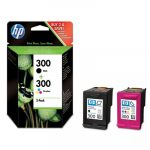 HP CN637EE pack (Hp 300black(CC640) +Hp 300color(CC643) ) Eredeti