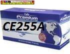Hp CE255A utángyártott toner 100%ÚJ 6K Prémium