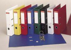 Esselte Standard iratrendező A/4 5 és 7,5 cm gerinccel, kül. színben