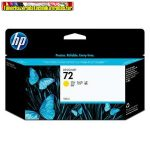 Hp C9373A No.72 eredeti tintapatron Yellow 130ml