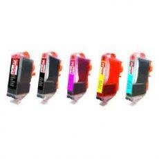 Canon CLI-8 színes utángyártott tintapatron-chip nélkül--