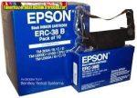 Epson ERC38B eredeti festékszalag black (erc-38,erc 38) S015374