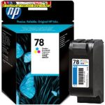 HP C6578D NO. 78 tintapatron eredeti (19ml/450 old.)