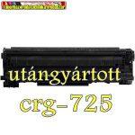 Canon CRG-725 utángyártott  (CRG725,CRG 725) 2K