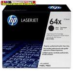Eredeti Hp CC364X black toner (Nagykapacitású fekete festékkazetta Laserjet P4015 nyomtatókhoz (24000 old.)