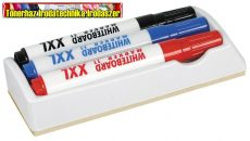 ICO  3db-os ICO Plan XXl táblamarker(táblafilc) + táblatörlő