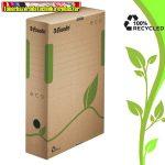 Archiváló doboz, A4, 80 mm, karton, Esselte Eco 623916
