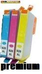 HP 920XL Orink Prémium utángyártott tintapatron chippel  BK,C,M,Y (CD972,CD973,CD974,CD975))