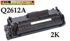 01-01 HP Q2612A Standard Import utángyártott  lézertoner 2K