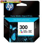 Hp CC643EE No.300 színes  eredeti Vivera tintás tintapatron  D2560, F4224,F4280 (165 old.)