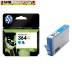 Hp CB323EE No 364XL ciánkék tintapatron Vivera tintával Photosmart D5445, D5460, D7560, C5380, C6380, B8850 nyomtatókhoz (750 old.)