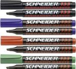 Schneider MAXX 133  alkoholos marker 1-4 mm, vágott hegyű