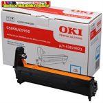 OKI 43870023 Cyan Dobegység 20K  C5850 ,C5950 ,MC560DN ,MC560N