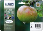 Epson T1295 eredeti multipack (Bk(T1291)+C(T1292)+M(T1293)+Y(T1294) )