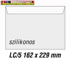 LC/5 szilikonos boríték 500db/doboz 162x229mm (LC5) SB.