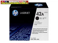 Eredeti Hp Q5942A toner (Fekete festékkazetta Laserjet 4240/ 4250/ 4350 sorozat nyomtatóihoz (10000 old.)