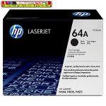 Eredeti Hp CC364A Black toner (Fekete festékkazetta Laserjet P4015 nyomtatókhoz (10000 old.)
