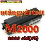 Epson Aculaser M2000 fekete  utángyártott toner, 8K (13S050437)