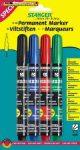 Stanger alkoholos marker M235 1,5-4mm kerekhegyű ,4 szín/készlet