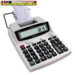 Victoria 107 Szalagos számológép, kétszínű nyomtatás