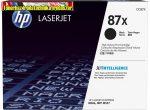 HP CF287X Eredeti Toner Black 18k No.87X