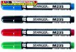Stanger alkoholos marker M235 1,5-4mm kerekhegyű ,4 színben
