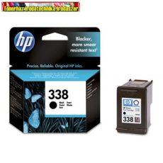 Hp C8765E No.338 black tintapatron eredeti  (11ml/450 old.)