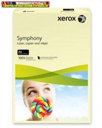 Xerox A4/80 g másolópapír csontszínű 500ív/cs 93964