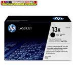 Eredeti Hp Q2613X toner (Nagykapacitású fekete festékkazetta Laserjet 1300 nyomtatóhoz (4000 old.)