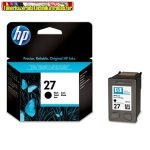 HP C8727A NO.27 tintapatron eredeti (10ml/340 old.)