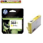 Hp CB325EE No 364XL sárga tintapatron Vivera tintával Photosmart D5445, D5460, D7560, C5380, C6380, B8850 nyomtatókhoz (750 old.)