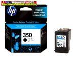 Hp 350 CB335EE black tintapatron eredeti (Officejet j5780,j6410, Photosmart C4280,C5280,Deskjet D4260 (4,5ml/200 old.)