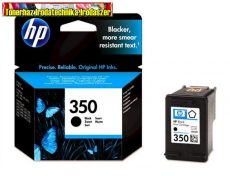 Hp 350 CB335EE black tintapatron eredeti (Officejet j5780,j6410, Photosmart C4280,C5280,Deskjet D4260 (4,5ml/200 old.)